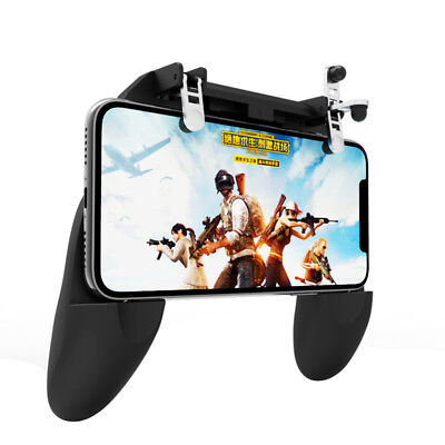 for PUBG Mobile Cell Phone Game Controller Fire Button Gamepad Shooter Trigger