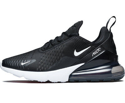Nike Air Max 270 Mens Casual Shoes Black/Anthracite/White AH8050-002