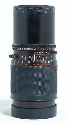 Hasselblad Sonnar 5.6 - 250 'T'  Late Model Near Mint Tele