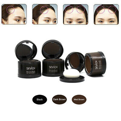 Sevich Makeup Hairline Shadow New Women Hair Repair Modified Hairline Makeup