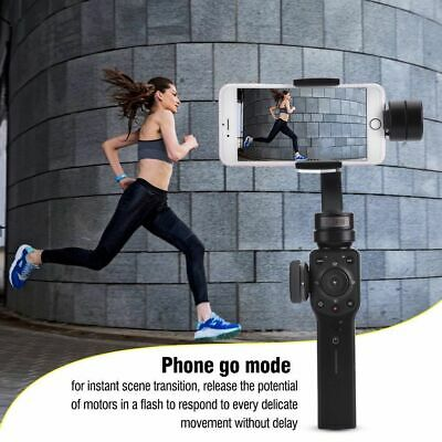 UK Zhiyun Smooth 4 Handheld 3-Axis Smartphone Gimbal Stabilizer for Smartphone