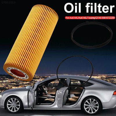 A49A Auto Oil Filter Car Oil Filter Oil Filter Lubricating Cleansing Oil Smooth