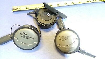 Lot of 3Alpha Alarm Spider Wrap Retail Security Tag Anti-Theft Device.  USED