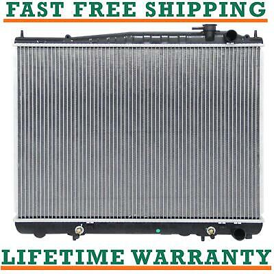 Brand New Premium Radiator for 96-00 Nissan Pathfinder 97-00 Infiniti QX4 3.3 V6