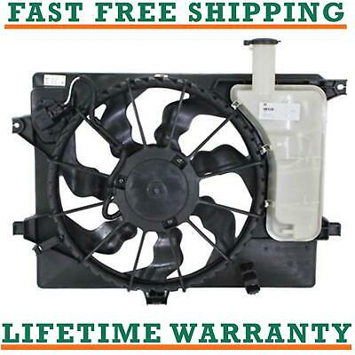NEW RADIATOR FAN ASSEMBLY FORFIT 2007-2008 HONDA HO3115133