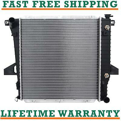 Radiator For 98-01 Ford Ranger Mazda B2500 2.5L L4 Fast Free Shipping Direct Fit