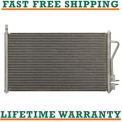 TYC 4938 AC Condenser Assy for Ford Focus 2000-2005 Models