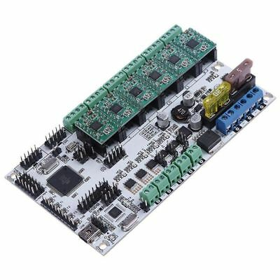 Rumba Plus Motherboard with 6pcs A4988 Stepping Drivers for 3D Printer Kits R1B4