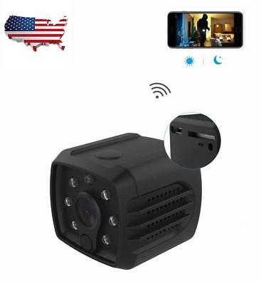 WiFi Rear View Camera 1080P Magnet Audio Recording Motion Detection/Night Vision