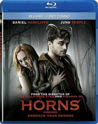 Horns  [Blu-ray] Sealed & New!