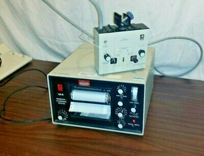 Isco UA-5 Absorbance Fluorescence Detector W Type 6 Optical Unit
