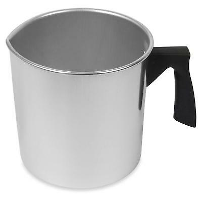 Your Crafts Wax Melting / Pouring Pitcher Jug - Aluminium Pot For Candle Making