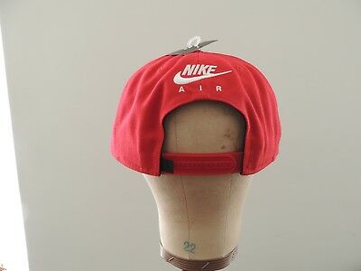 1ce3c3699fb NIKE AIR JORDAN Retro OG Snapback Hat Red -  20.00