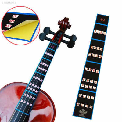 29D1 NEW Marker Tape Violin Fiddle Finger Marker Sticker Fingerboard
