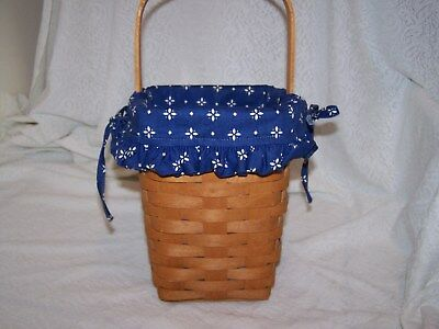 OTE CLASSIC BLUE LINER ONLY for LARGE PEG BASKET