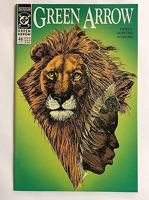 Green Arrow #49 (DC Comics) July 1991 - Combined shipping
