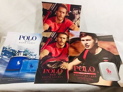 Polo Red Blue Cologne Samples
