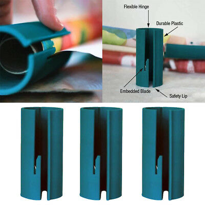 Sliding Wrapping Paper Cutter Wrapping Paper Roll Cutter Cuts Gift Paper Cutter