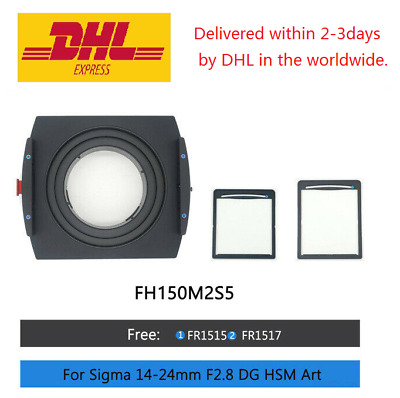 Benro FH150M2S5 Filter Holder Set for SIGMA 14-24mm f/2.8 DG HSM Art