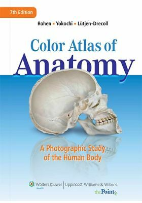 Color Atlas of Anatomy A Photographic Study of the Human Body (PDF eBoook)