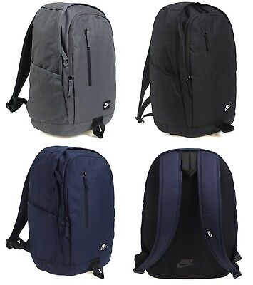 5d4d5f87e4eb Nike ALL ACCESS SOLEDAY Backpack Bags Sports Black Unisex Casual Bag  BA4857-001