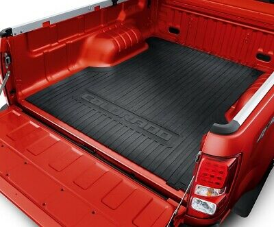 New Genuine Holden Colorado Heavy Duty Rubber Tub Mat Space Cab #92262708