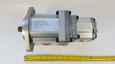 Danfoss 211.25.018.0C Hydraulic Gear Pump SNW3NN with 111.20.258.00 SNP2NN - New