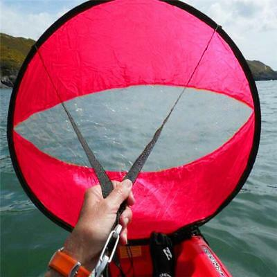 42 Inch Downwind Wind Paddle Popup Board Kayak Sail Wind Sail Accessories PVC Re