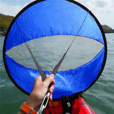 42 Inch Downwind Wind Paddle Popup Board Kayak Sail Wind Sail Accessories PVC Bl