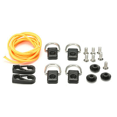 Deck Rigging Kit Bungee Accessories For Kayak Canoe Marine Boat