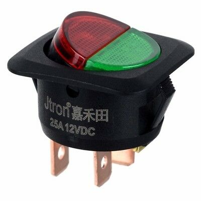Car Switch Marine Switch DC 12V/25A Modified Truck Switch