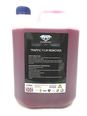 5L TFR Traffic Film Remover Cleaner 5 Litres Concentrate - TFR5000 UK DHL TRADE
