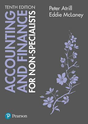 Accounting And finance For Non-specialists (10th Edition) - DIGITAL version