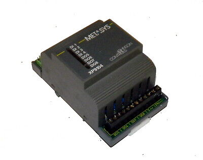 Johnson Controls XP-9104-8004 Metasys XP9104 Extension Module 4DI 4DO