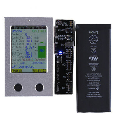Battery Tester for  iphone X 8 8P 7 7P 6 6P 6S 6SP 5 5S 4 4S Battery Checker
