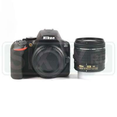 NEW Nikon D3500 Digital SLR Camera + AF-P 18-55mm f/3.5-5.6G VR Lens