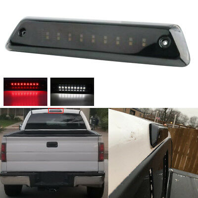 2009 2010 2011 2012 2013 2014 Ford F-150 F150 LED Smoke Third Brake Cargo Light