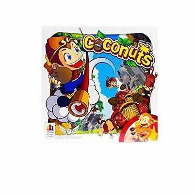 Coconuts 4 Player Monkey Dexterity Game - Brand New & Sealed