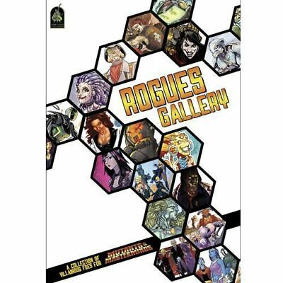 Rogues Gallery: Mutants & Masterminds Sourcebook - Brand New & Sealed