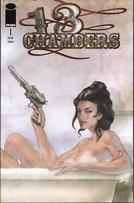 13 CHAMBERS #1 Cover B OGN 2008 Image Western NM
