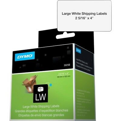 NEW 30256 LabelWriter Large Shipping Labels Label White 2-5/16x4 Sanford