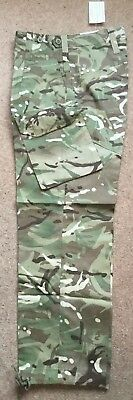 British Army Mtp Warm Weather Trousers.button Adjustable Waist.mixed Sizes. New