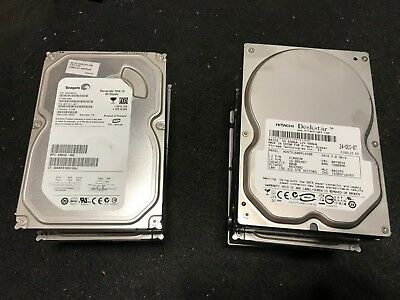 "Lot of 10 80GB 3.5"" SATA Internal Desktop Hard Drives Major Brand"
