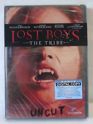 Lost Boys - The Tribe Uncut (DVD, 2008, Full Screen, Widescreen) BRAND NEW