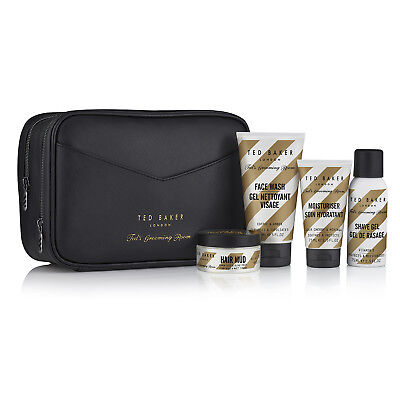 Ted Baker - Ted's Grooming Room The Full Regime Washbag Gift Set