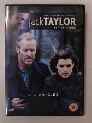 Jack Taylor: Season Series 3 [DVD], NEW & UNsealed, G3