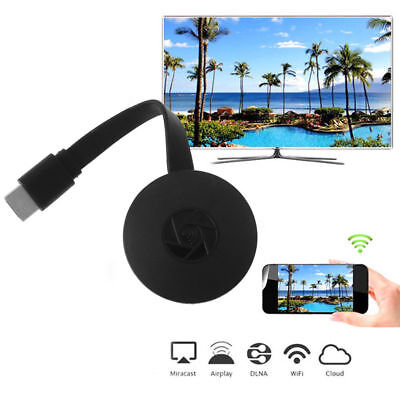 Miracast Display WiFi HD TV Dongle Récepteur Fit Netflix for Google Chromecast 3