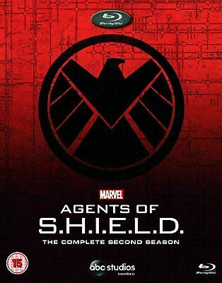 Agents of S.H.I.E.L.D.: The Complete Second Season - Limited Ed.  [Blu-ray] New!