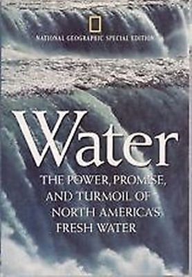 WATER.Spec.Ed..Vol.184.No..October.1993.NATIONAL GEOGRAPHIC.Last Of Stock!