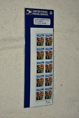 The Stars and Stripes Forever Comm. Stamp Sheet